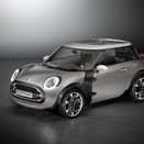 MINI Rocketman concept: going back to the origins