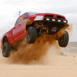 Mopar Ram Runner Beats SVT Raptor in Desert Race