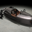 Morgan Three-Wheeler Gets Stiffer and More Comfortable for 2014