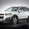 New Captiva is the fourth Chevrolet premiere for Paris