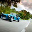 New Caterham Seven 160 Offers Driving Thrill for €24,995