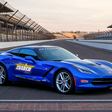 New Corvette Selected as 2013 Indy 500 Pace Car