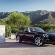 New Fiat 124 Spider unveiled in LA