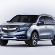 New MDX Due in Mid-2013 with Front-Wheel Drive Option for 1st Time