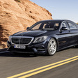 New Mercedes S-Class Redefines Luxury