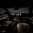 New Mercedes S-Class Reveals Its Partially Hand-Fitted Interior