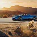 New Pagani Huayra Roadster will blow your hair off
