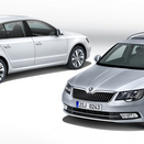 New Skoda Superb and Combi Will Debut in Shanghai