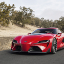 New Toyota Supra to be launched by Gazoo in 2018