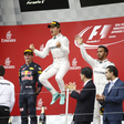 Nico Rosberg extends the lead with Japan win