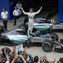 Nico Rosberg wins second consecutive grand prix