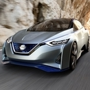 Nissan IDS previews design of next Leaf