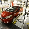 Nissan Note Enters Production After £125 Million Upgrade
