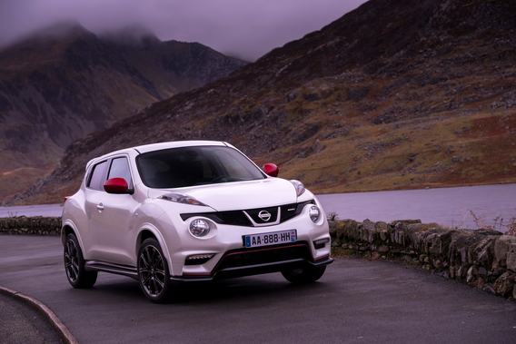 nissan qashqai next to get nismo treatment news. Black Bedroom Furniture Sets. Home Design Ideas