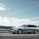 New estate Volvo V90 unveiled