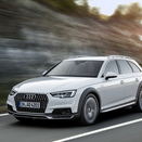 New Audi A4 Allroad quattro unveiled in Detroit