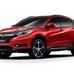 New Honda HR-V heading to Paris
