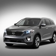New Kia Sorento unveiled