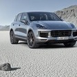 New Porsche Cayenne heading to Paris