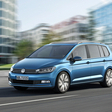 New VW Touran heading to Geneva