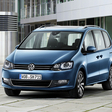 New VW Sharan and Passat Alltrack in Geneva