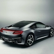 NSX Getting to Twin Turbo and Hybrid V6 and Convertible Possible