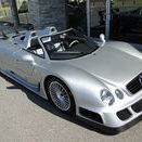 One of Six Mercedes CLK-GTR Roadsters for Sale in US