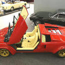 One-Off Lamborghini Countach Targa Owned by Rod Stewart for Sale