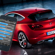 Opel Astra OPC Brings Performance Info to Your iPhone