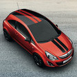 Opel Corsa Color Edition Switch Get Stripes, Black Wheels and 2 Engines