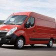 Opel Movano Van Upgraded for Better Efficiency