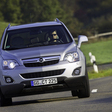 Opel presents facelifted Antara