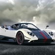 Pagani introduces roadster model: Pagani Zonda Cinque