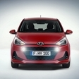 Paris Motor Show: Hyundai i10 facelift revealed