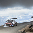 Peugeot 208 T16 Pikes Peak's Next Challenge is Goodwood