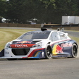 Peugeot 208 T16 Pikes Peak Sets Fastest Time at This Year's Goodwood Festival of Speed