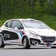 Peugeot Begins Testing New 208 Rally Car in France