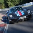 Porsche 918 Celebrates Debut with Nürburgring Lap Record