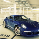 Porsche Builds Special Carrera 4S in Recognition of 5 Million Facebook Likes