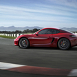 Porsche launches new Boxster and Cayman GTS
