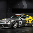 Porsche launches new Cayman motorsport car