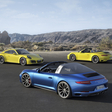 Porsche launching new 911 Carrera 4 and Targa 4