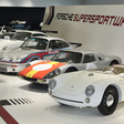 Porsche Museum Exhibiting the Most Rare Porsche Road Cars