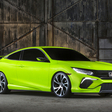 Next Honda Civic previewed in New York