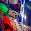 Psychedelic Mercedes on Display at New York Auto Show