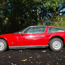 Rare Maserati Indy America Being Auctioned by Silverstone Auctions