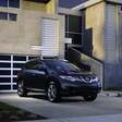 Re-styled Murano presented by Nissan
