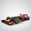 Red Bull RB12 unveiled despite some delays