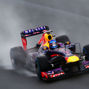 Red Bull Takes Front Grid After Delayed F1 Qualifying
