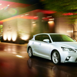 Refreshed Lexus CT200h Gets Spindle Grill and Huge Interior Upgrade